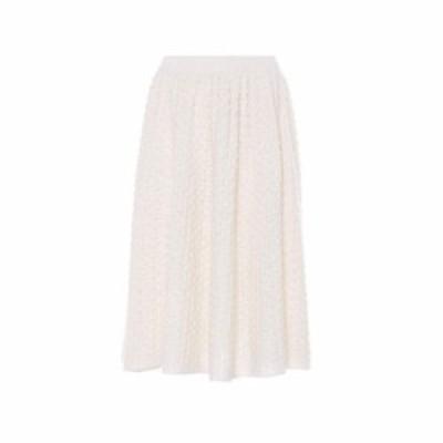 ジル サンダー Jil Sander レディース スカート Mohair and silk skirt Natural