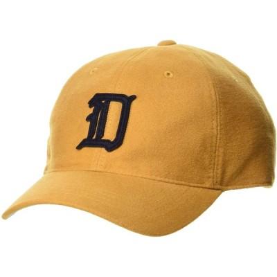 [ペナントバナーズ] 帽子 キャップ メンズ レディース ベースボールキャップ ワッペン コットン PB065-MUS マスタード 日本 58cmから
