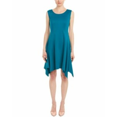 Magaschoni  ファッション ドレス Magaschoni A-Line Dress 2 Green
