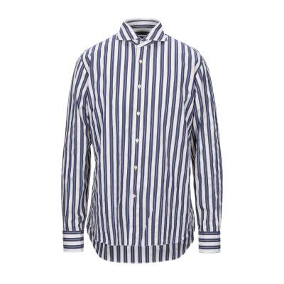 ALESSANDRO GHERARDI シャツ ホワイト 42 コットン 100% シャツ