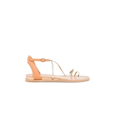 ドルチェヴィータ Dolce Vita レディース サンダル・ミュール シューズ・靴 Nenna Sandal Light Gold