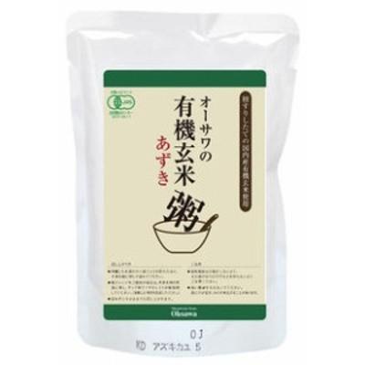 オーサワ 有機玄米あずき粥 200g