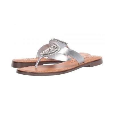 Brighton ブライトン レディース 女性用 シューズ 靴 サンダル Alice - Silver