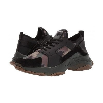 Steve Madden スティーブマデン メンズ 男性用 シューズ 靴 スニーカー 運動靴 Modden Sneaker - Green Camo