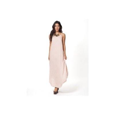 リップカール ドレス ワンピース 59.50 SALE RIP CURL WOODLAND MAXI ドレス Peach サイズ スモール code 25-44