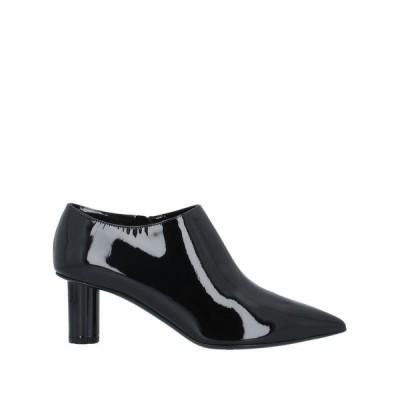 SALVATORE FERRAGAMO ショートブーツ  レディースファッション  レディースシューズ  ブーツ  その他ブーツ ブラック