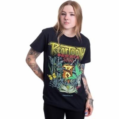 インペリコン Impericon レディース Tシャツ トップス - Forest Summer 2020 - T-Shirt black