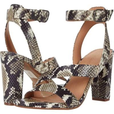 メイドウェル Madewell レディース サンダル・ミュール シューズ・靴 Liv Asymmetrical Sandal Heather Natural Multi