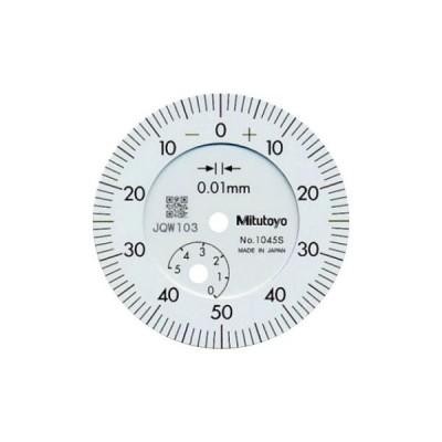 小型ダイヤルゲージ ミツトヨ(Mitutoyo) DG0.01-5MM 1045S