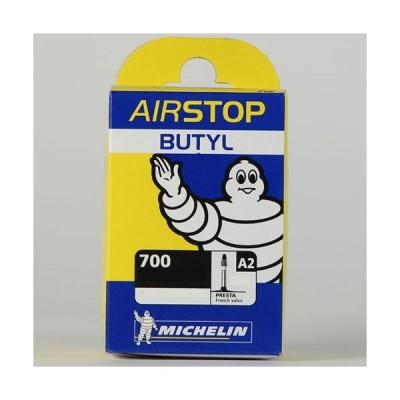【特急】ミシュラン 700×25〜32C 仏式(40mm) AIR STOP A2 【自転車】【ロードレーサーパーツ】【チューブ】【ミシュラン】