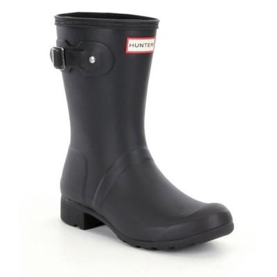 ハンター レディース ブーツ・レインブーツ シューズ Women's Original Tour Matte Short Rain Boots