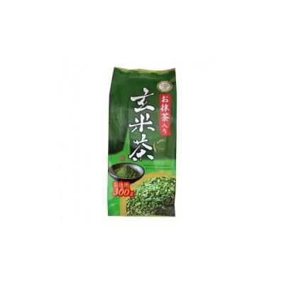 宇治森徳 お徳用抹茶入り玄米茶 300g×20袋
