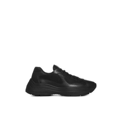 プラダ メンズ スニーカー シューズ Prada America'S Cup Xl Sneakers -