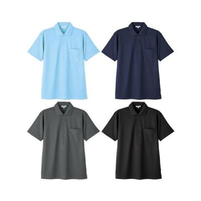 半袖ポロシャツ 89753 ケアファッション