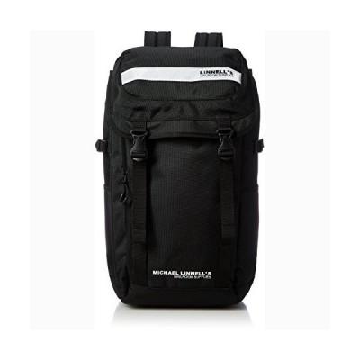 [マイケルリンネル] バックパック ML-018 Black/White