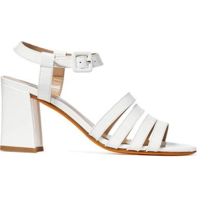 マリアム ナッシアー ザデー Maryam Nassir Zadeh レディース サンダル・ミュール シューズ・靴 Palma High Sandal White