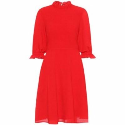 レジーナ ピヨ Rejina Pyo レディース ワンピース ワンピース・ドレス Rachel crepe dress Crepe Seersucker Red
