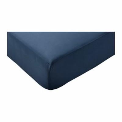 IKEA イケア ボックスシーツ セミダブル 120x200cm z90425344 ULLVIDE