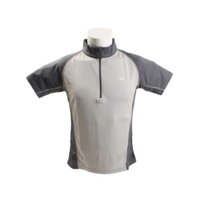 ポールワーズ(POLEWARDS) 半袖PPシャツ PWB17S4238M GRY (メンズ)