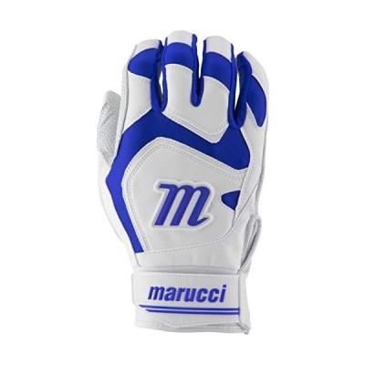 Maruc 20 Signatu 野球バッティンググロ ロイヤルブ 大 Sサイズ