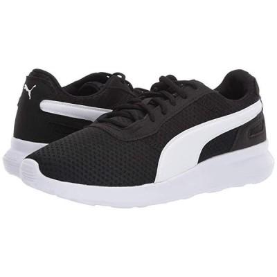 プーマ ST Activate メンズ スニーカー 靴 シューズ Puma Black/Puma White