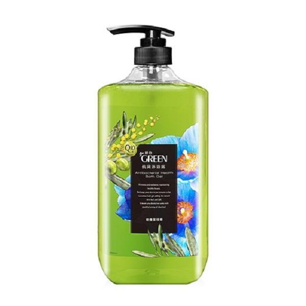 GREEN綠的抗菌沐浴露橄欖葉精華1000ml