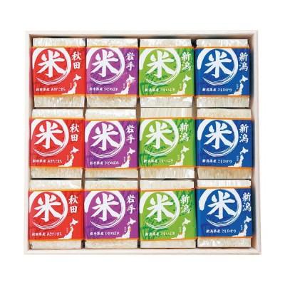 初代田蔵 食べ比べお米ギフト(木箱入) ギフト品 NNIA−100US