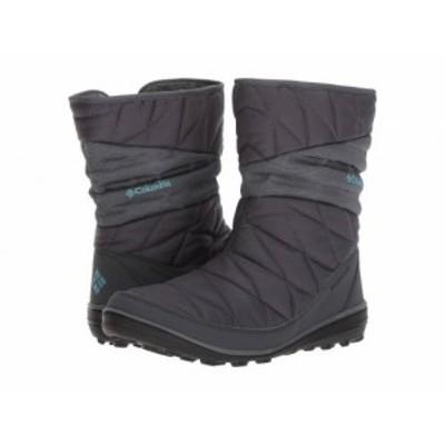 Columbia コロンビア レディース 女性用 シューズ 靴 ブーツ スノーブーツ Heavenly Slip II Omni-Heat Graphite/Canyon【送料無料】