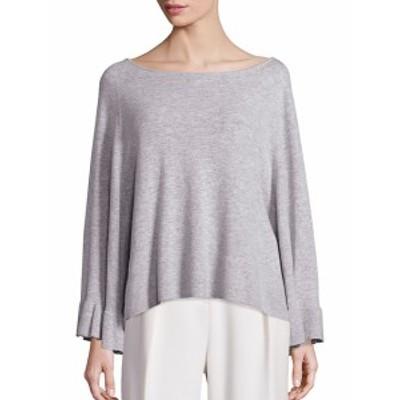 エリザベスアンドジェームス レディース トップス シャツ Freja Relaxed Heathered Sweater