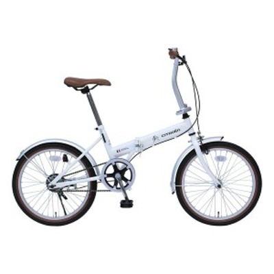CITROEN MG-CTN20G バニラホワイト [折りたたみ自転車(20インチ)]  メーカー直送