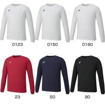 【送料無料】 アシックス asics メンズ レディース 長袖Tシャツ ロングスリーブシャツ XA6189