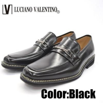 LUCIANO VALENTINO ルシアーノ ヴァレンチノ ビジネスシューズ メンズ ビット Uチップ 4013 紳士靴 (nesh) (新品) (送料無料)