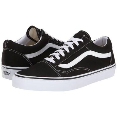 ヴァンズ Vans メンズ シューズ・靴 Old Skool(TM) Canvas) Black/True White