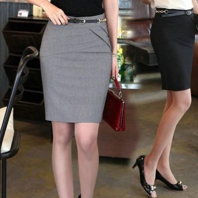 大人気 大きいサイズ スカート ひざ丈 レディース ボトムス 母 ママ 20代 30代 40代 ミニ ミニスカート ペンシルスカートマーメイドスカート