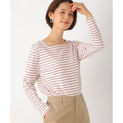 tシャツ Tシャツ ヘンソクリブスクエアプルオーバー 868150