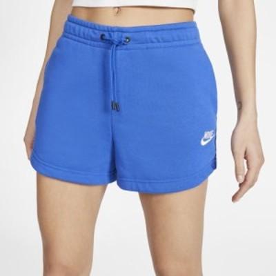 ナイキ Nike レディース ショートパンツ ボトムス・パンツ Essential Short Ft Game Royal/White