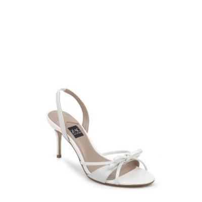 ザックポーゼン レディース サンダル シューズ Halter Dress Sandals Cream