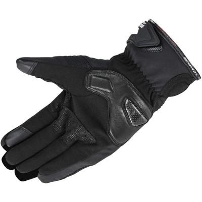 コミネ KOMINE バイク プロテクトエレクトリックグローブショート12V 手袋 電熱 発熱 防寒 Black/L 08-202 EK-2