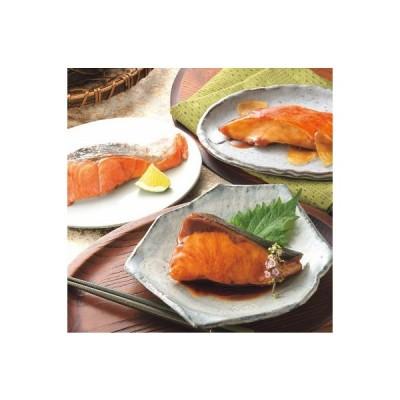 母の日 【母の日限定包装】氷温熟成 煮魚・焼魚ギフトセット6切