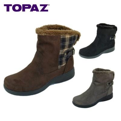 トパーズ TOPAZ スノーブーツ レディース 4449