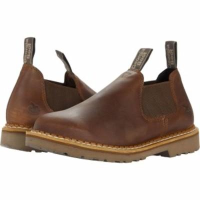 ジョージアブーツ Georgia Boot レディース ブーツ シューズ・靴 Revamp Romeo Brown