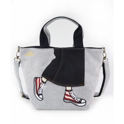 MAZEMAZE / ロングスカートミニショルダー WOMEN バッグ > ショルダーバッグ