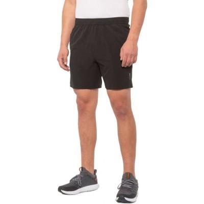 バランスコレクション Balance Collection メンズ ショートパンツ ボトムス・パンツ Deen Woven Shorts - 7 Black