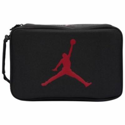 (取寄)ジョーダン シューズケース メンズ ジャンプマン ロゴ ザ シュー ボックス Jordan Men's The Shoe Box Anthracite Black