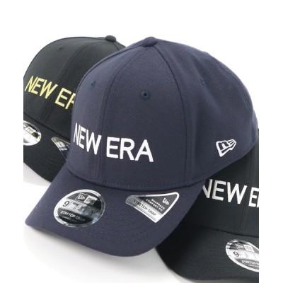 帽子屋ONSPOTZ / ニューエラ キャップ スナップバック ボールド ストレッチスナップ 9FIFTY BOLD NEW ERA MEN 帽子 > キャップ