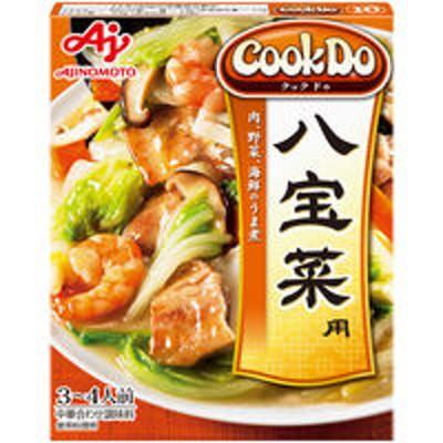 味の素味の素 CookDo(クックドゥ) 八宝菜用 140g(3~4人前) 1個