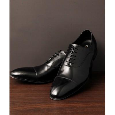 ECHELLE Liberte / GUIONNET ギオネ STRAIGHT TIP OXFORD オックスフォード ストレートチップ ビジネスシューズ 革靴 BS201 メンズ レザーシューズ MEN シューズ > ドレスシューズ