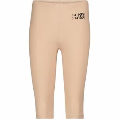 メゾン マルジェラ MM6 Maison Margiela レディース ショートパンツ ボトムス・パンツ biker shorts Nude