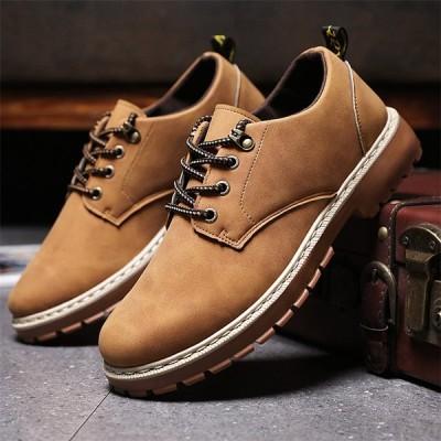 メンズ ローファー 紳士靴 モカシン 革靴 通勤 通学 ビジネスシューズ オシャレ 男子靴