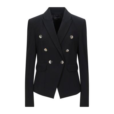 MARCIANO テーラードジャケット ブラック 46 レーヨン 51% / ナイロン 42% / ポリウレタン 7% テーラードジャケット